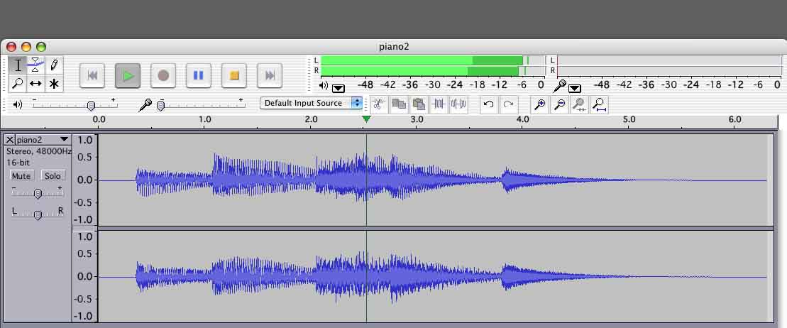 Help with Audio Levels - Audacity Forum