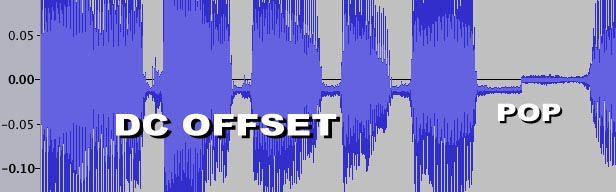how to clean up your audacity track